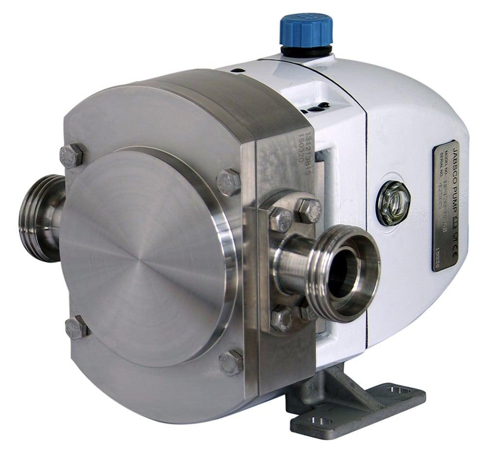 jabsco hygienic lobe pump hyline+