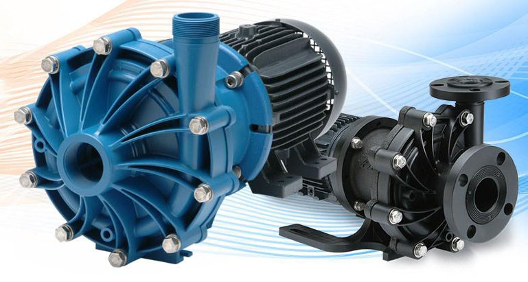 Wastewater treatment pump | FTI Magnetic Drive Pumps